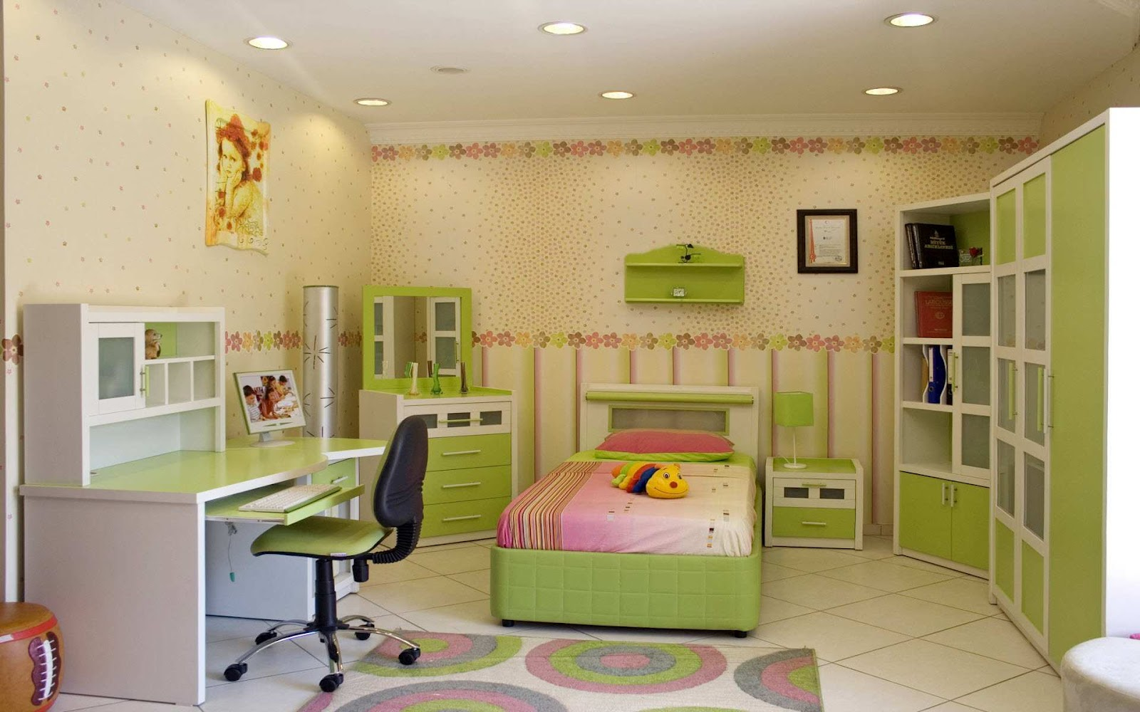 Get Incredible Ideas To Embelish Your Kids Room