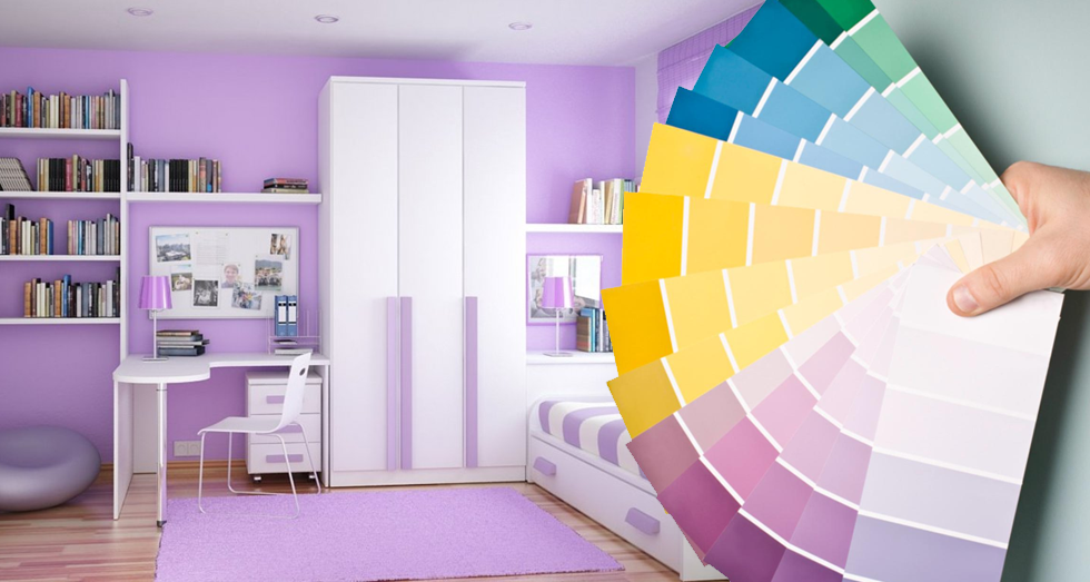 Design Ideas Interior Wall Color Selection In 4 Easy Steps
